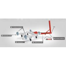 Стапель для кузовного ремонта Siver A