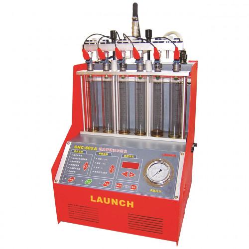 Промывка форсунок Launch CNC-602 (Европа) в Алматы